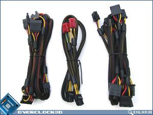 Antec Truepower Quattro 1000w Modular Cables