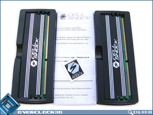 Cellshock PC3-14400 Contents
