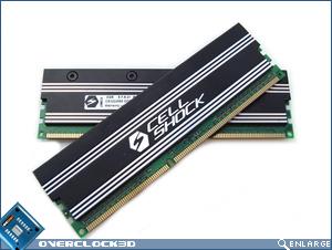 Cellshock PC3-14400 Modules Crossed