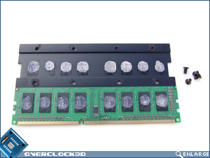Cellshock PC3-14400 Heatspreaders