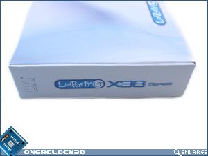 DFI Lanparty LT X38-T2R Packaging