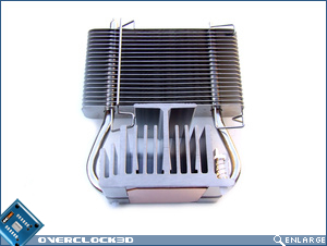 DFI Lanparty LT X38-T2R Chipset Cooler