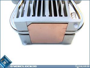 DFI Lanparty LT X38-T2R Chiset Cooler Base