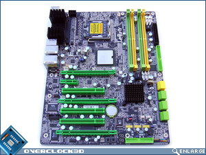 DFI Lanparty LT X38-T2R Motherboard Overview