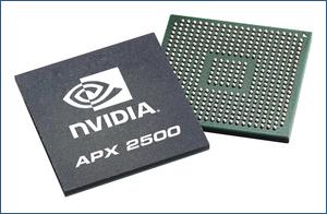 NVIDIA APX 2500