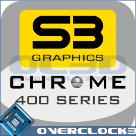 S3 Graphics Chrome 400 Series