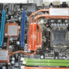 MSI P7N SLI Platinum 750i based motherboard