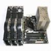 XFX Triple SLI - 8800 Ultra's in 3 Way SLI