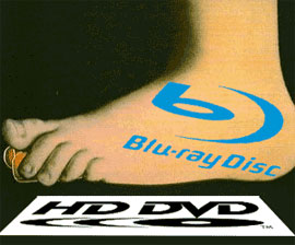 Blu Ray wins