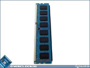 Aeneon Xtune PC3-10600 Memory Naked!