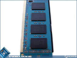Aeneon Xtune PC3-10600 Memory IC's