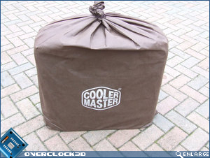 Cooler Master Cosmos S Brown Bag