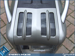 Cooler Master Cosmos S Air Louvers