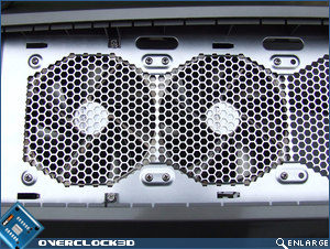 Cooler Master Cosmos S Radiator Installed
