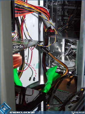 Cooler Master Cosmos S Inside