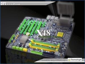 DFI UT X48-T3R
