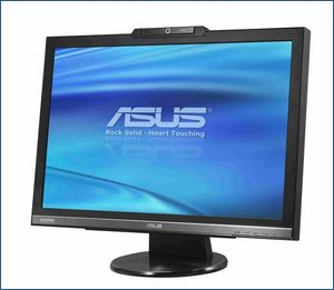 ASUS Integrated A/V LCD