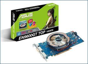 ASUS 9600GT