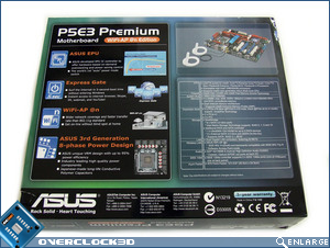 Asus P5E3 Premium Box