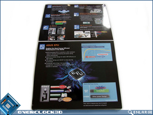 Asus P5E3 Premium Box Flap