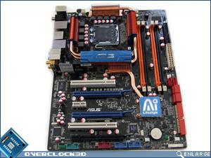 Asus P5E3 Premium Motherboard