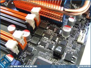 Asus P5E3 Premium 3-Phase DDR3