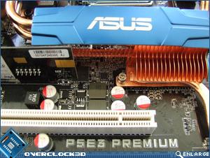 Asus P5E3 Premium Power