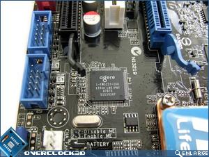 Asus P5E3 Premium Firewire