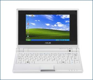 ASUS Eee PC with Windows