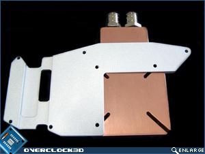 ATI 3870 cooling plate