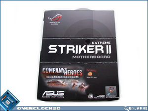 Asus Striker II Extreme Box Front