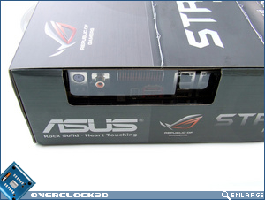 Asus Striker II Extreme Box Side