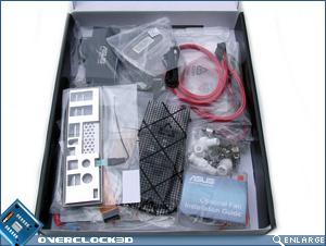 Asus Striker II Extreme Accessories