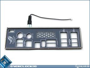 Asus Striker II Extreme Q-Sheild
