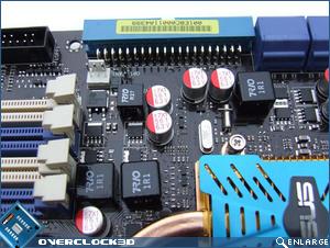 Asus Striker II Extreme NB Power