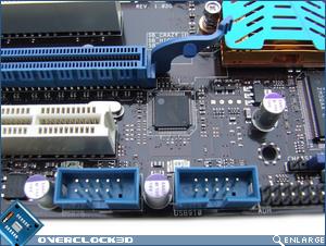 Asus Striker II Extreme USB