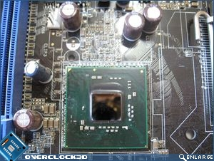 Clean NB chipset