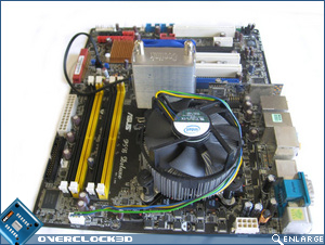Intel reference heatsink