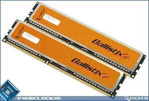 Ballistix DDR3
