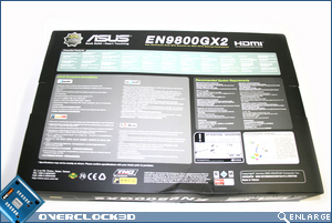 asus 9800 gx2 packaging