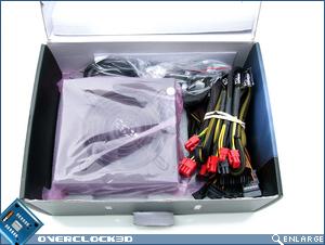 OCZ EliteXstream 1000w Box Open