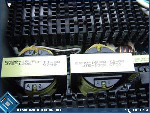 OCZ EliteXStream 1000w Transformers