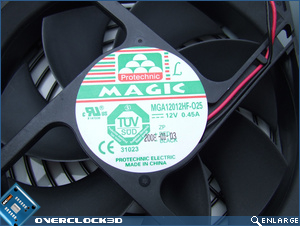 OCZ EliteXStream 1000w Fan