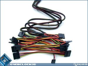 OCZ EliteXStream 1000w Cables