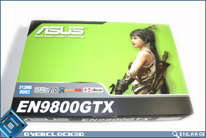 asus 9800 gtx packaging