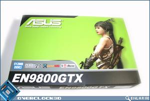 asus 9800 gtx packaging
