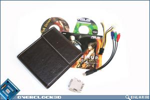asus 9800 gtx package