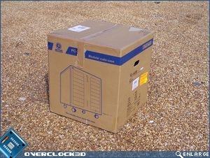 Lian Li PC-343 Box
