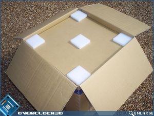 Lian Li PC-343 Box Open