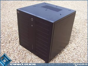 Lian Li PC-343 Case Front